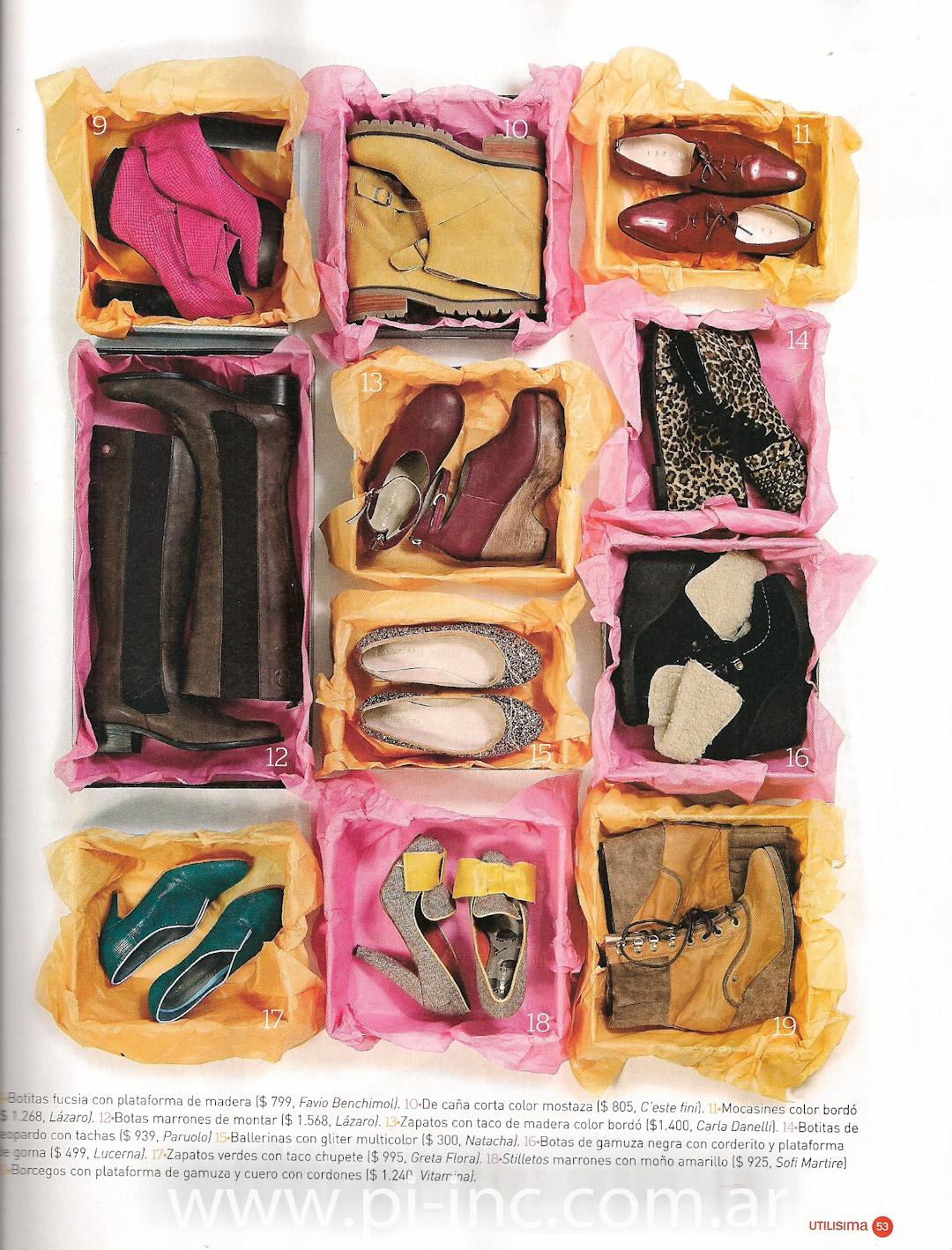 ... en C´est Fini zapatos en Utilisima Tamaño completo 1080 × 1418